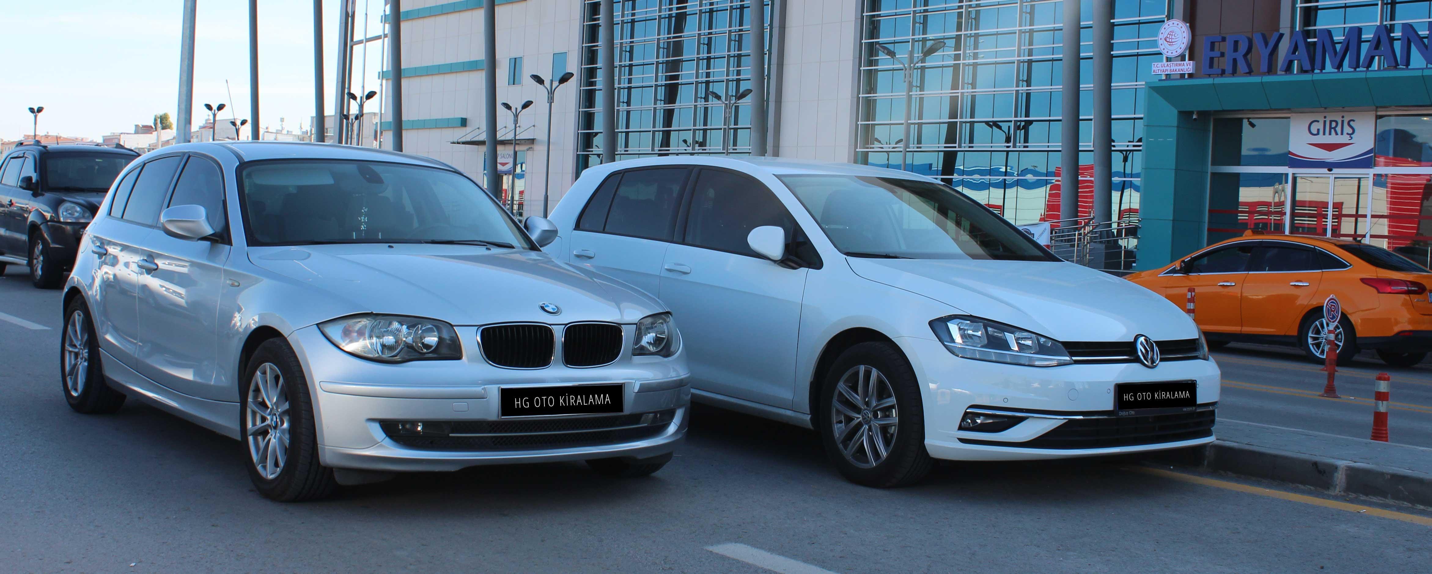 HG Eryaman YHT Oto Kiralama - Rent A Car - 0555 142 15 13 - Slider Fotoğrafı